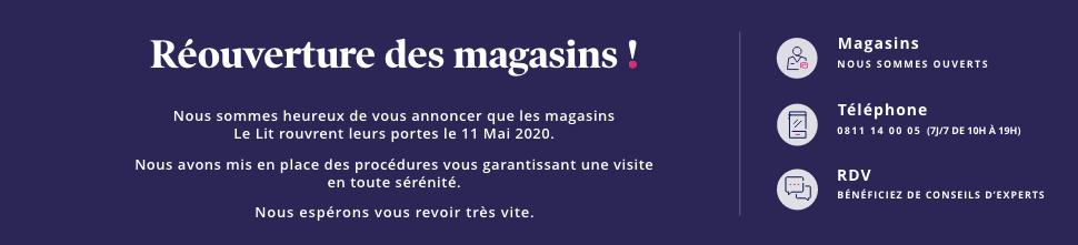 Magasin Le Lit Ouvert Paris
