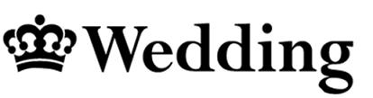 logo marque wedding