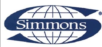logo marque simmons