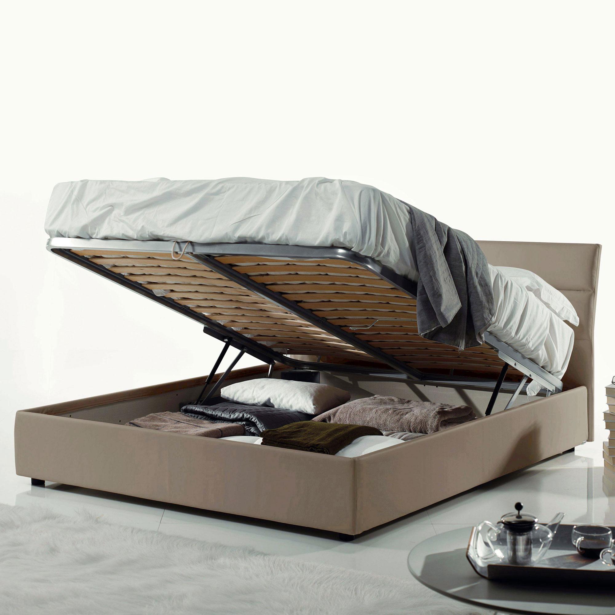 lit coffre pratique