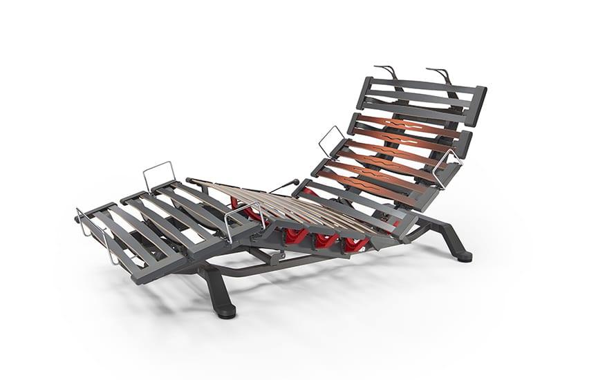 Sommier relaxation Swissflex Uni 20-656